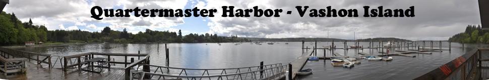 Quartermaster Harbor – Vashon Island
